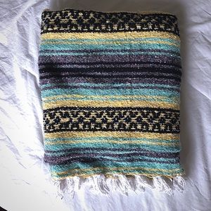 Handmade Baja Blanket